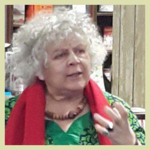 Heffers, Miriam Margolyes
