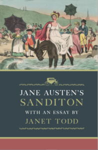 This image has an empty alt attribute; its file name is sanditon-cover-196x300.png